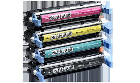 فروش انواع کارتریج لیزری سیاه و سفید و رنگی