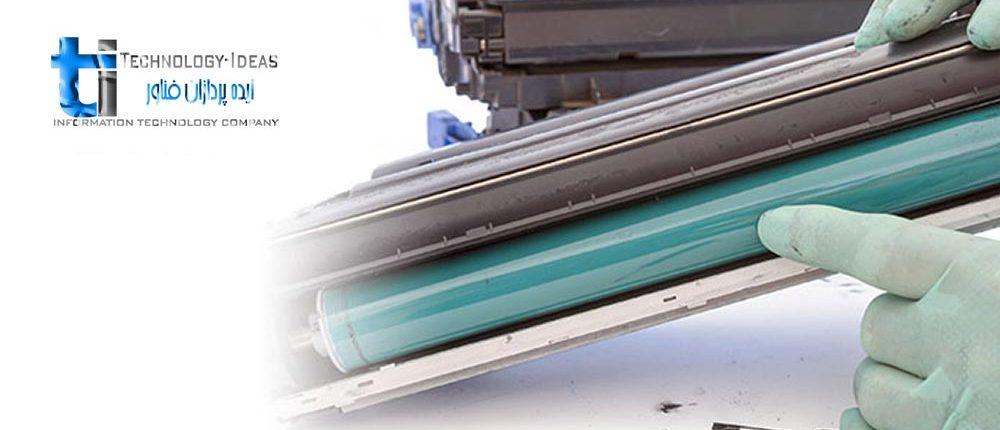 شارژ پرینترهای HP در مدلهای 1102 ، 2035 و غیره
