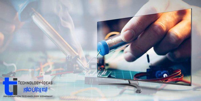 تعمیر ال ای دی و ال سی دی | LED and LCD repair