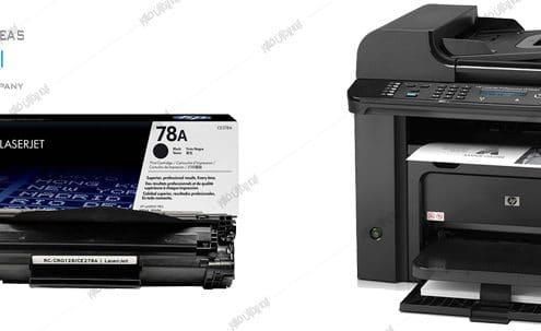 تعمیر پرینتر اچ پی HP LaserJet 1536