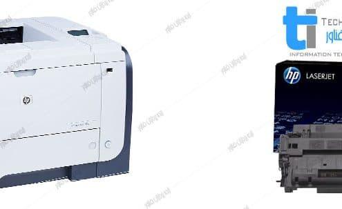 تعمیر پرینتر اچ پی HP LaserJet P 3015 DN