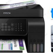 تعمیر پرینتر جوهرافشان اپسون Epson L5190