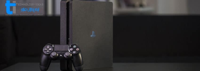 تعمیرات پلی استیشن Playstation 4