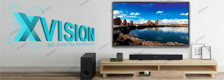تعمیرات تلویزیون ال ای دی (LED) ایکس ویژن (Xvision)