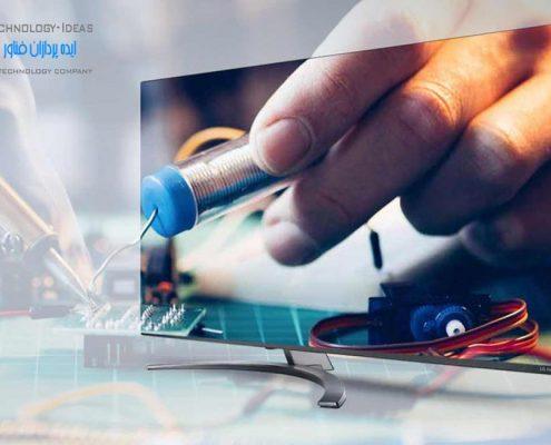 تعمیرات تلویزیون ال ای دی ( LED )