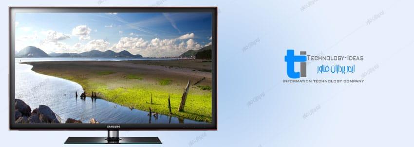 تعمیر تلویزیون ال ای دی سامسونگ Samsung 40D5950