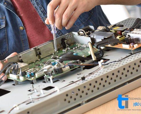 تعمیرات تلویزیون LCD