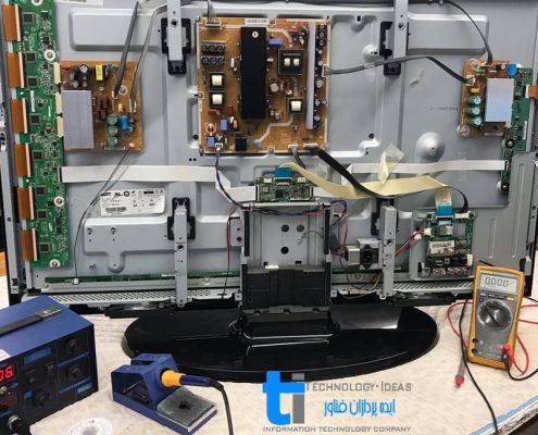 تعمیرات ال سی دی ( LCD )