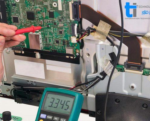 تعمیر تلویزیون ال ای دی ( LED )