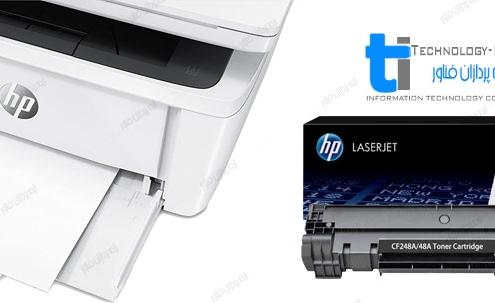 تعمیر پرینتر اچ پی HP LaserJet Pro M28A