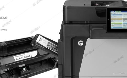 تعمیر پرینتر اچ پی HP LaserJet M630